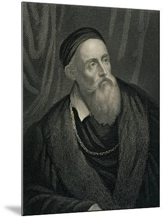 Titian--Mounted Giclee Print