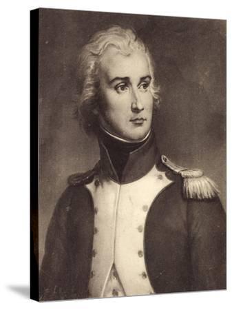 Künstler Sous Lieutenant Jean Lannes, Général--Stretched Canvas Print