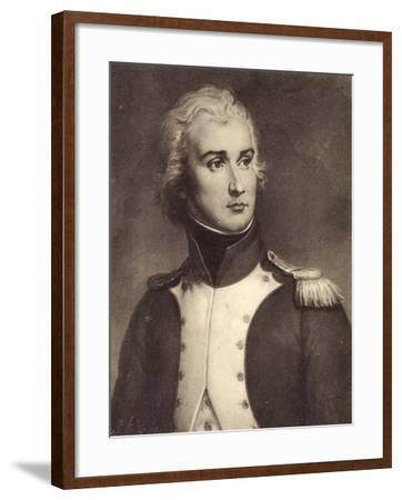 Künstler Sous Lieutenant Jean Lannes, Général--Framed Giclee Print
