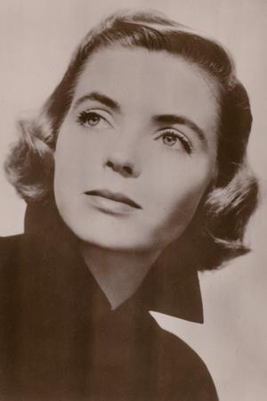 Dorothy Mcguire, American Film Actress--Framed Photographic Print