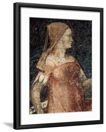 Allegory of the Inconstancy--Framed Giclee Print