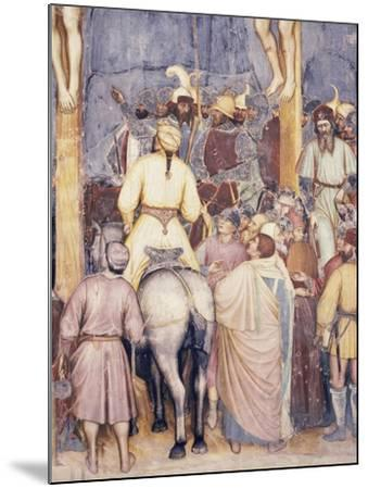 Crucifixion of Christ, 1379-1384--Mounted Giclee Print