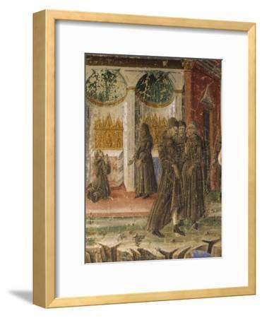Picture of Monastic Life--Framed Giclee Print