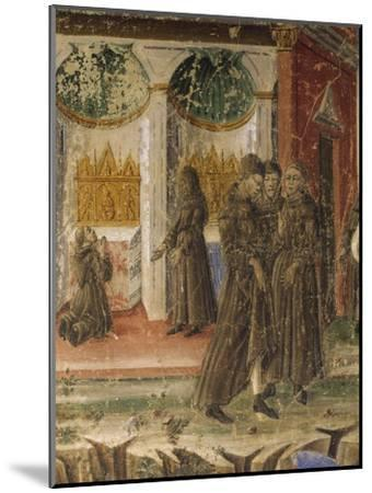 Picture of Monastic Life--Mounted Giclee Print