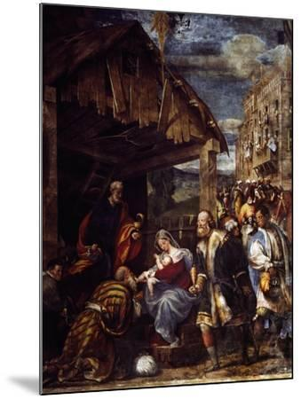 Adoration of the Magi, Ca. 1530--Mounted Giclee Print