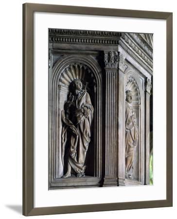 Baptismal Font, 1427-1428--Framed Giclee Print