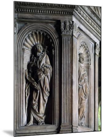 Baptismal Font, 1427-1428--Mounted Giclee Print