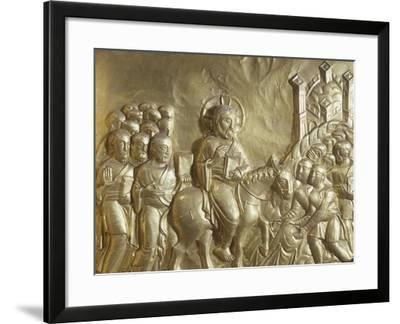 Germany, Aachen, Palatine Chapel, Pala D'Oro Altar in Aachen Cathedral--Framed Giclee Print