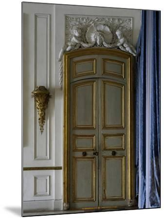 Reception Room, Ducal Palace, Colorno, Emilia-Romagna, Detail, Italy--Mounted Giclee Print