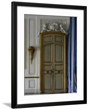 Reception Room, Ducal Palace, Colorno, Emilia-Romagna, Detail, Italy--Framed Giclee Print