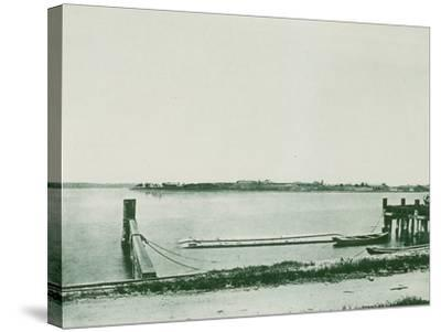 Fort Mchenry, Baltimore--Stretched Canvas Print