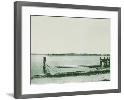 Fort Mchenry, Baltimore--Framed Photographic Print