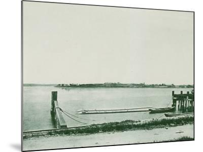 Fort Mchenry, Baltimore--Mounted Photographic Print