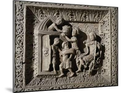 Relief Depicting Stories of Joseph--Mounted Giclee Print