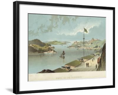Forts of the Bosphorus--Framed Giclee Print