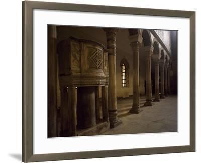 Ambo--Framed Giclee Print