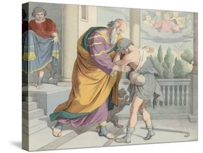 The Prodigal Son--Stretched Canvas Print