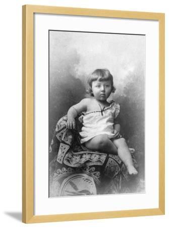 Andre Breton--Framed Photographic Print