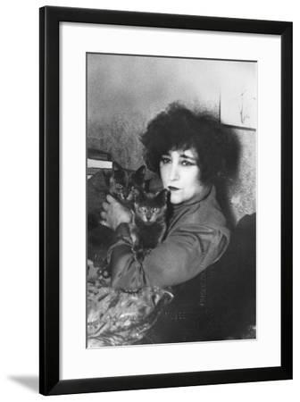 Colette--Framed Photographic Print