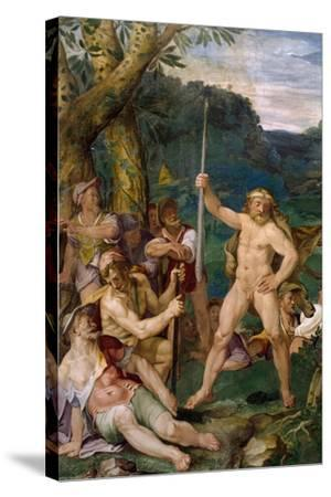 Pagan Mythology, 1560--Stretched Canvas Print
