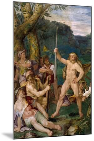 Pagan Mythology, 1560--Mounted Giclee Print