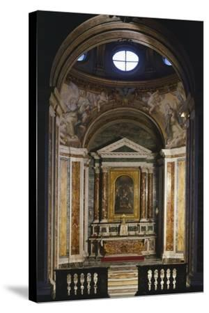 Chapel of St Catherine, Basilica of St Sabine, Rome, Italy, 5th Century--Stretched Canvas Print