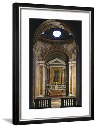 Chapel of St Catherine, Basilica of St Sabine, Rome, Italy, 5th Century--Framed Giclee Print