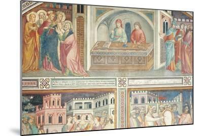 Calling of St. Matthew Evangelist--Mounted Giclee Print