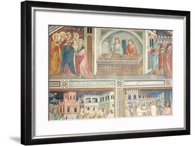 Calling of St. Matthew Evangelist--Framed Giclee Print