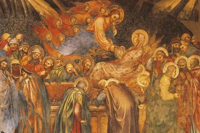 Ascension of the Virgin into Heaven--Framed Giclee Print
