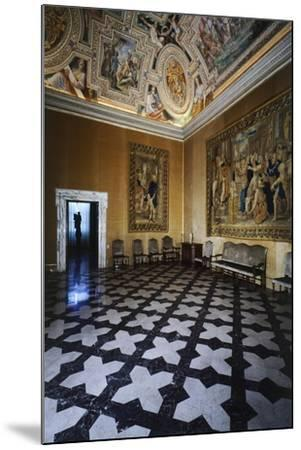 Ceiling Detail, Hall of David, Lateran Palace, Rome, Vatican City, Italy, 16th Century--Mounted Giclee Print