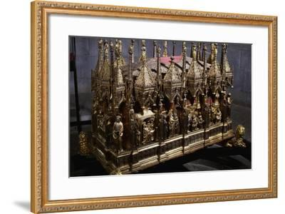 Ark with Ashes of John the Baptist by Teramo Danieli and Simone Caldera--Framed Giclee Print
