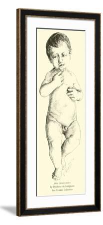 The Child Jesus--Framed Giclee Print