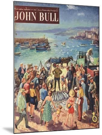 Front Cover of 'John Bull', September 1953--Mounted Giclee Print