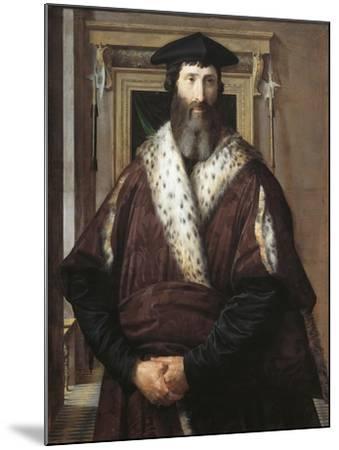 Portrait of Malatesta Baglioni--Mounted Giclee Print