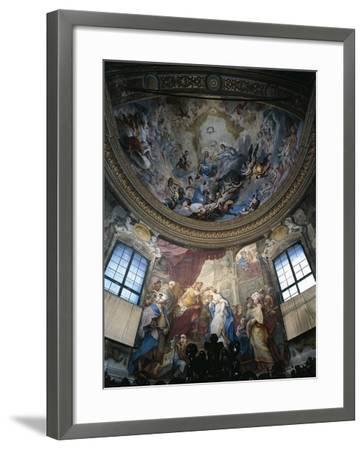 Frescoes--Framed Giclee Print