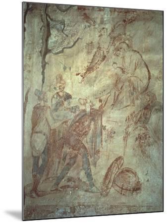 Adoration of Magi--Mounted Giclee Print