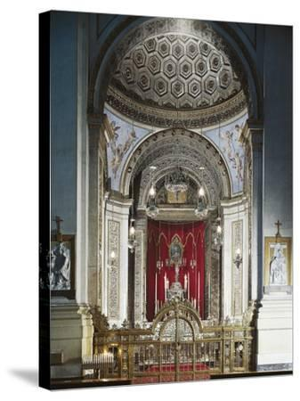 Chapel of Santa Rosalia, Palermo Cathedral, Palermo, Sicily, Italy--Stretched Canvas Print