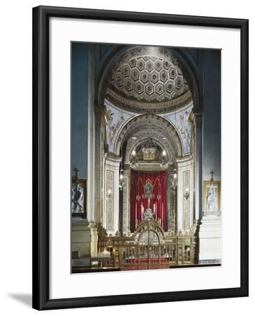 Chapel of Santa Rosalia, Palermo Cathedral, Palermo, Sicily, Italy--Framed Giclee Print