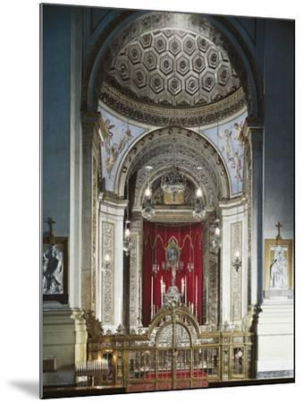 Chapel of Santa Rosalia, Palermo Cathedral, Palermo, Sicily, Italy--Mounted Giclee Print
