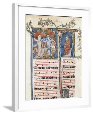 Song of Love--Framed Giclee Print