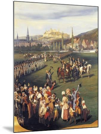 Duke of Chartres--Mounted Giclee Print