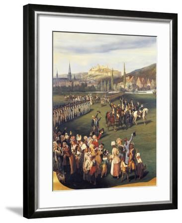 Duke of Chartres--Framed Giclee Print