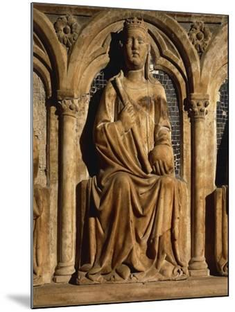 Detail of Funeral Monument of Marie of Valois--Mounted Giclee Print