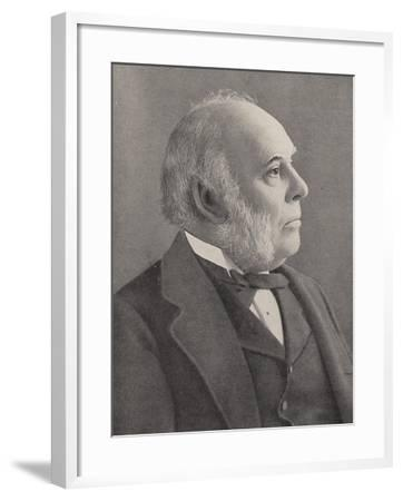 William Henry Smith--Framed Photographic Print