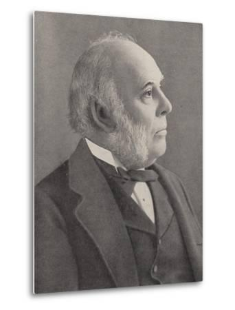 William Henry Smith--Metal Print