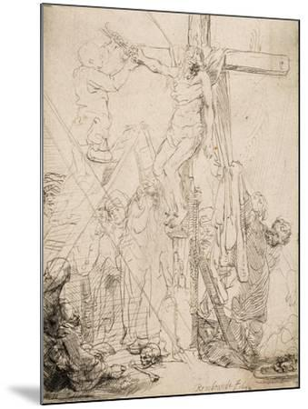 Descent from the Cross: a Sketch, 1642--Mounted Giclee Print