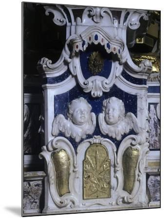 Detail of Altar of Lecce Cathedral, Apulia, Italy--Mounted Giclee Print