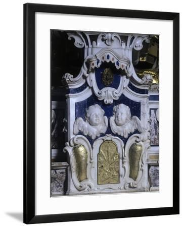 Detail of Altar of Lecce Cathedral, Apulia, Italy--Framed Giclee Print