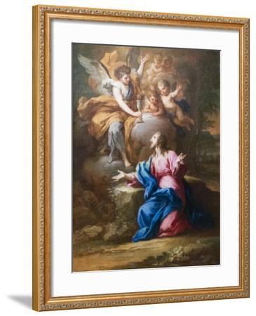 Christ in the Garden--Framed Giclee Print
